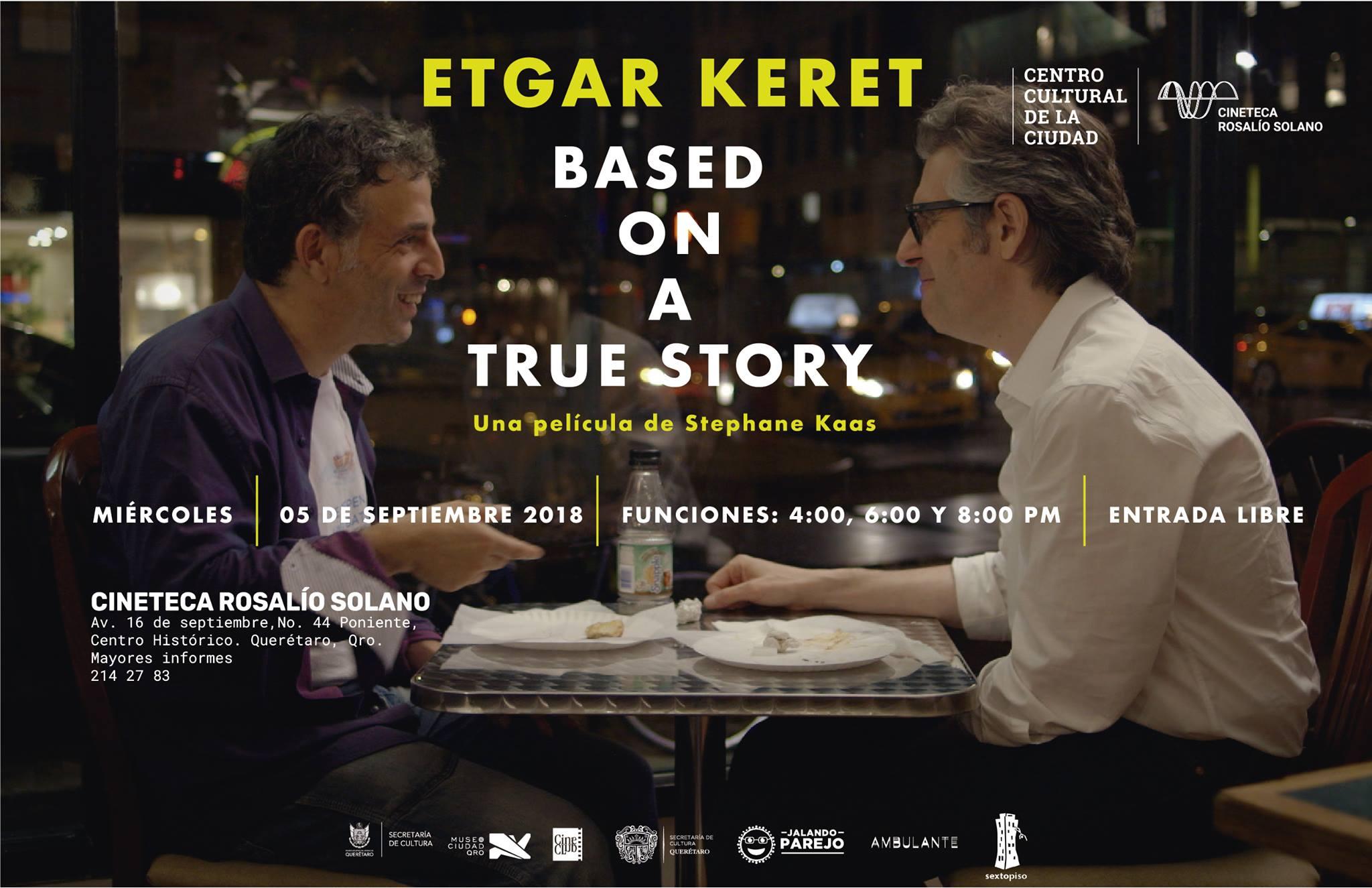 TGAR KERET: BASED ON A TRUE STORY | Querétaro Mio